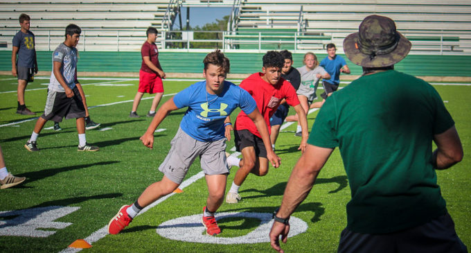 Buckaroos start strength and conditioning program this week