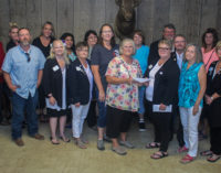 Local Elks Lodge makes donations to support local groups