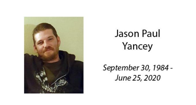 Jason Paul Yancey