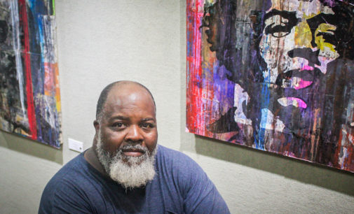 Breckenridge Fine Arts Center exhibit reveals the layers of Jerome Cooksey's art