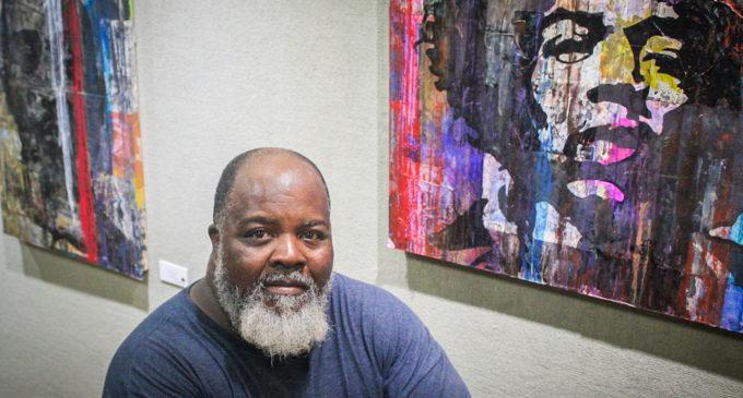 Breckenridge Fine Arts Center exhibit reveals the layers of Jerome Cooksey's art