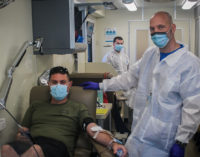 Breckenridge Rotary Club to host blood drive on Thursday; COVID-19 antibodies test included