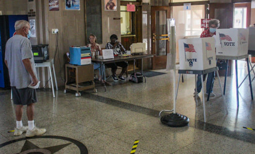 Early Voting in Primary Runoff begins with 55 voters on Monday
