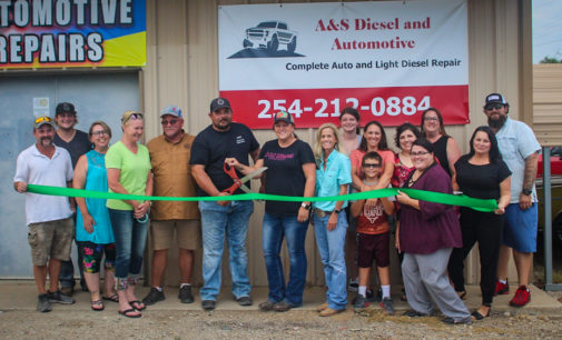 A&S Diesel and Automotive celebrates grand opening with ribbon cutting ceremony