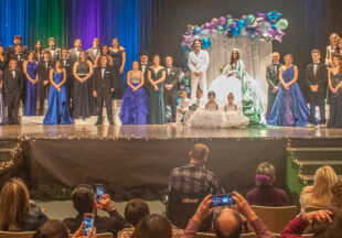 Breckenridge High School's 2021 Coronation