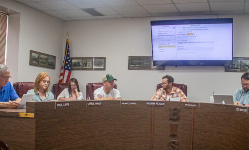 BISD Board of Trustees holds special meeting to accept Wimberley's resignation from board