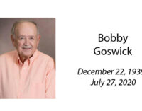 Bobby Goswick