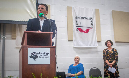 Michael Roach named Breckenridge Citizen of the Year at annual Chamber awards ceremony