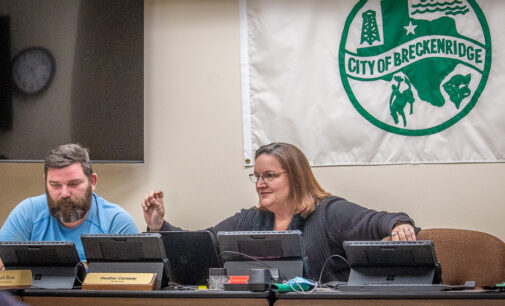 Breckenridge City Commission appoints Robertson-Caraway as interim city manager