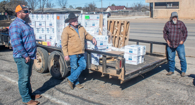 From bottled water and hot showers to federal grants and loans, winter storm help is available for Stephens County residents