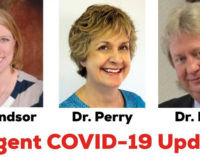 Local officials to update community on COVID-19 situation this afternoon