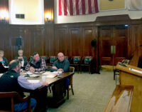 County Commissioners set fines for unapproved road crossings, receive AgriLife Extension report
