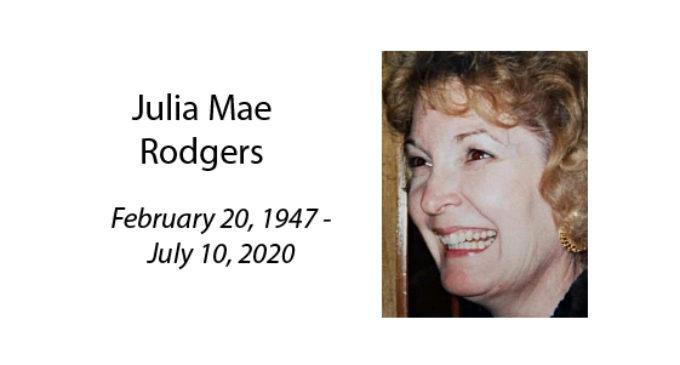 Julia Mae Rodgers