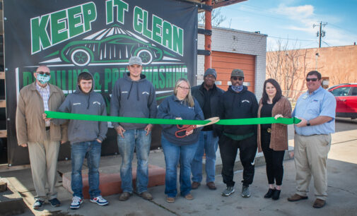 Keep It Clean Detailing & Pressure Washing kicks off new year with ribbon cutting