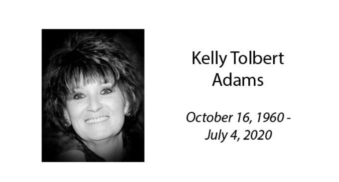 Kelly Tolbert Adams