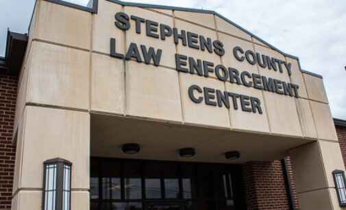 Four more Stephens County inmates test positive for COVID-19
