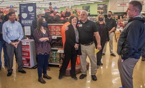Breckenridge grocery business moves into new era as United's Lee Olson retires