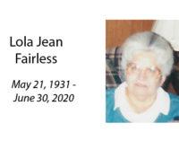 Lola Jean Fairless