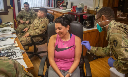 National Guard to hold local vaccine clinics on Saturday and Sunday