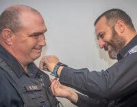 Veteran Breckenridge police officer Noah Gray promoted to sergeant