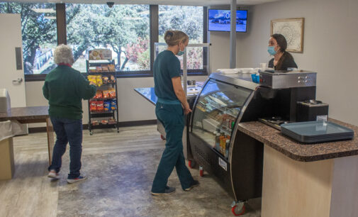 Stephens Memorial Hospital unveils new cafeteria, dining room