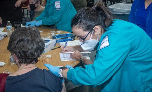 Stephens Memorial Hospital kicks off vaccine clinics today