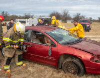 Wayland VFD practices saving lives during rescue training exercise