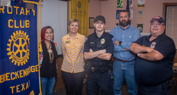 Rotary Club to host fifth annual Battle of the Badges Blood Drive on June 3-5