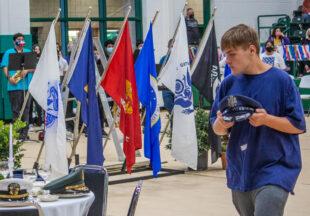 Breckenridge High School Veterans Day Program 2020 in pictures