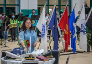 Breckenridge High School Veterans Day Program 2020 in pictures