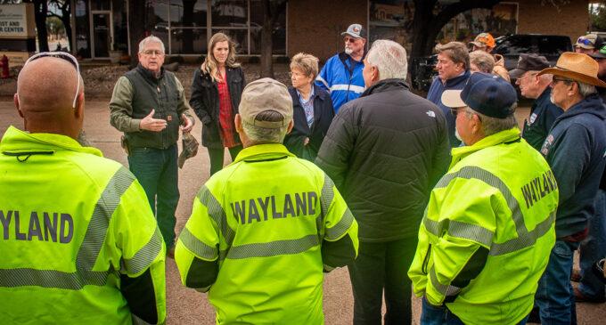 Area volunteer fire departments receive donations from Sloan Everett Memorial Bike Ride
