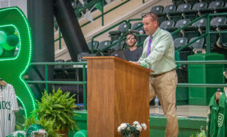 Pearce looks back on first year as BISD Athletic Director