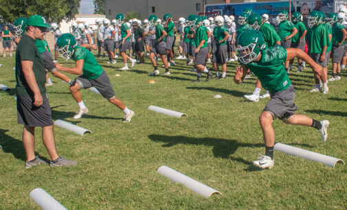 Buckaroo Football starts practice this week; season tickets go on sale