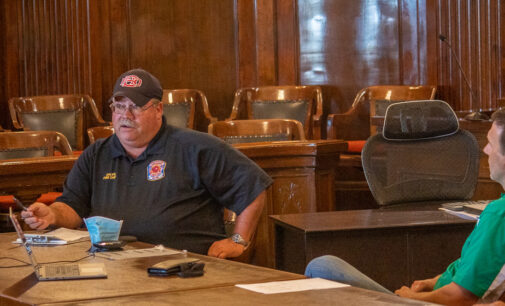 Stephens County is in near-critical fire danger due to extreme heat, dry conditions