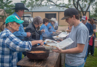 2021 Bob Drake Memorial Chuckwagon Cook-off in pictures