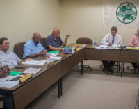 Breckenridge City Commissioners approve budget adjustments, purchase of street sweeper, ball park leases