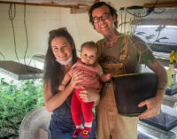 When the going gets tough, the tough get growing: Local musicians farming hemp to survive pandemic