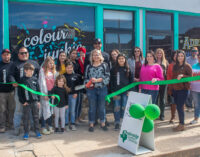 Colour Junkie celebrates grand opening with ribbon cutting