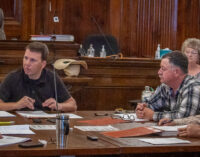 Stephens County Commissioners to hold hearing on tax rate, budget on Monday, Sept. 13