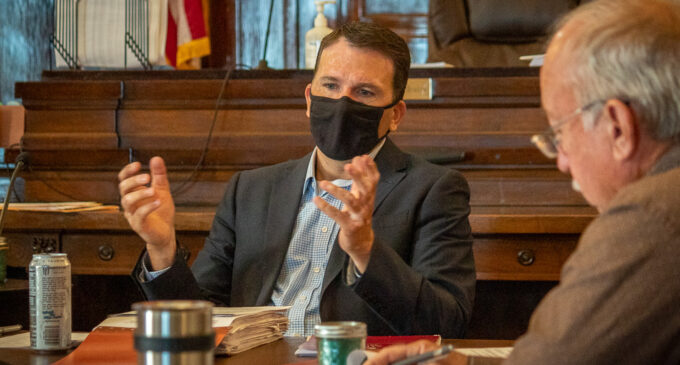 COVID and the Judge: 'It's definitely worse than the flu,' he says