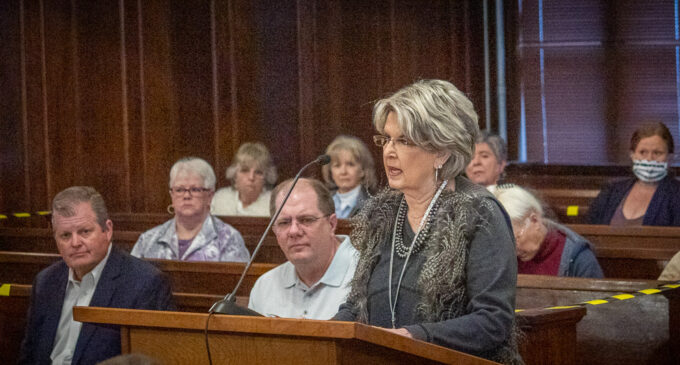 Stephens County Commissioners name April as Child Abuse Awareness Month
