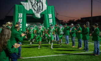 Pearce suspends high school football activities for 'several days' due to COVID-19 situation