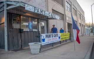 Pam's Cafe in pictures