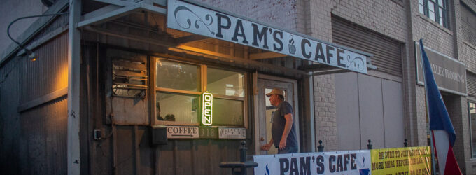 Pam's Cafe to close at the end of the month as Bud and Pam get ready to retire