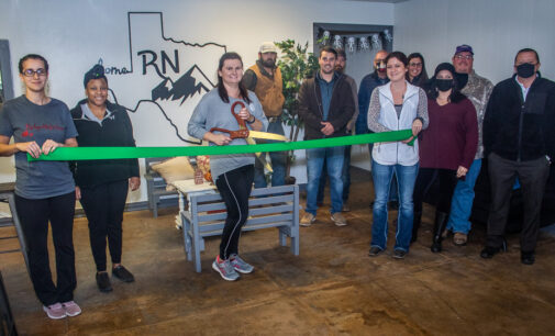 Ridge Nutrition hosts ribbon cutting