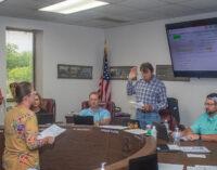 BISD swears in new school board members