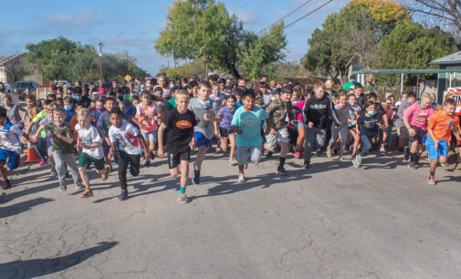 Turkey Trot tradition started at North Elementary, continues at South Elementary