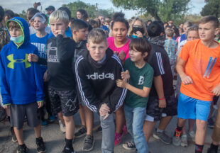 South Elementary's 2020 Turkey Trot