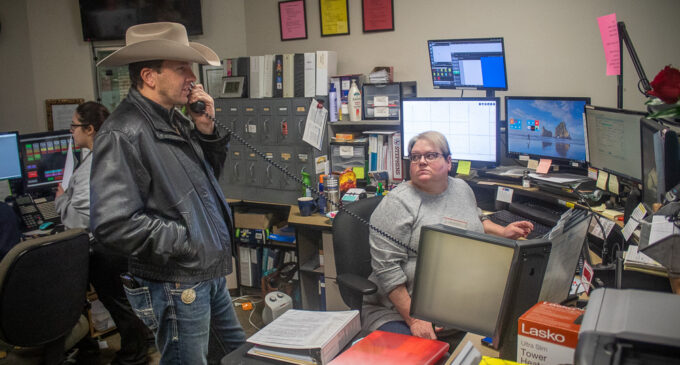 A ride along with Stephens County Judge Michael Roach through the 2021 winter storm