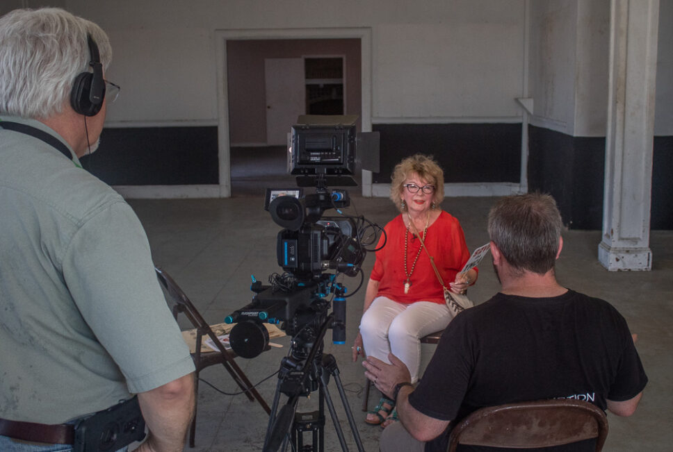 YMCA and local residents to be featured in TV documentary